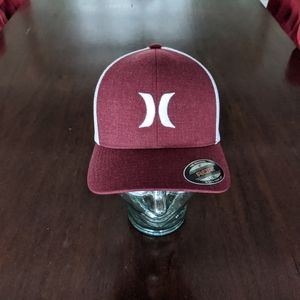 Hurley Icon Textures Snapback L/XL